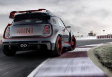 Mini John Cooper Works GP Concept - Francfort 2017
