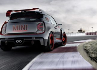 Mini John Cooper Works GP Concept - Francfort 2017