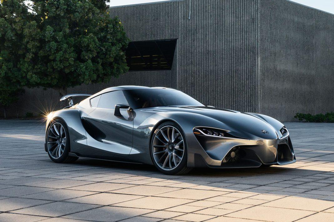 Toyota Supra FT-1 Concept Car