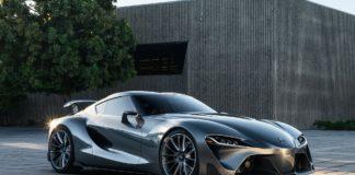 Toyota Supra (2019) FT-1 Concept Car