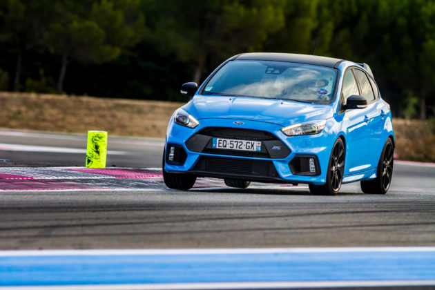 Ford Focus RS - Pack Performance