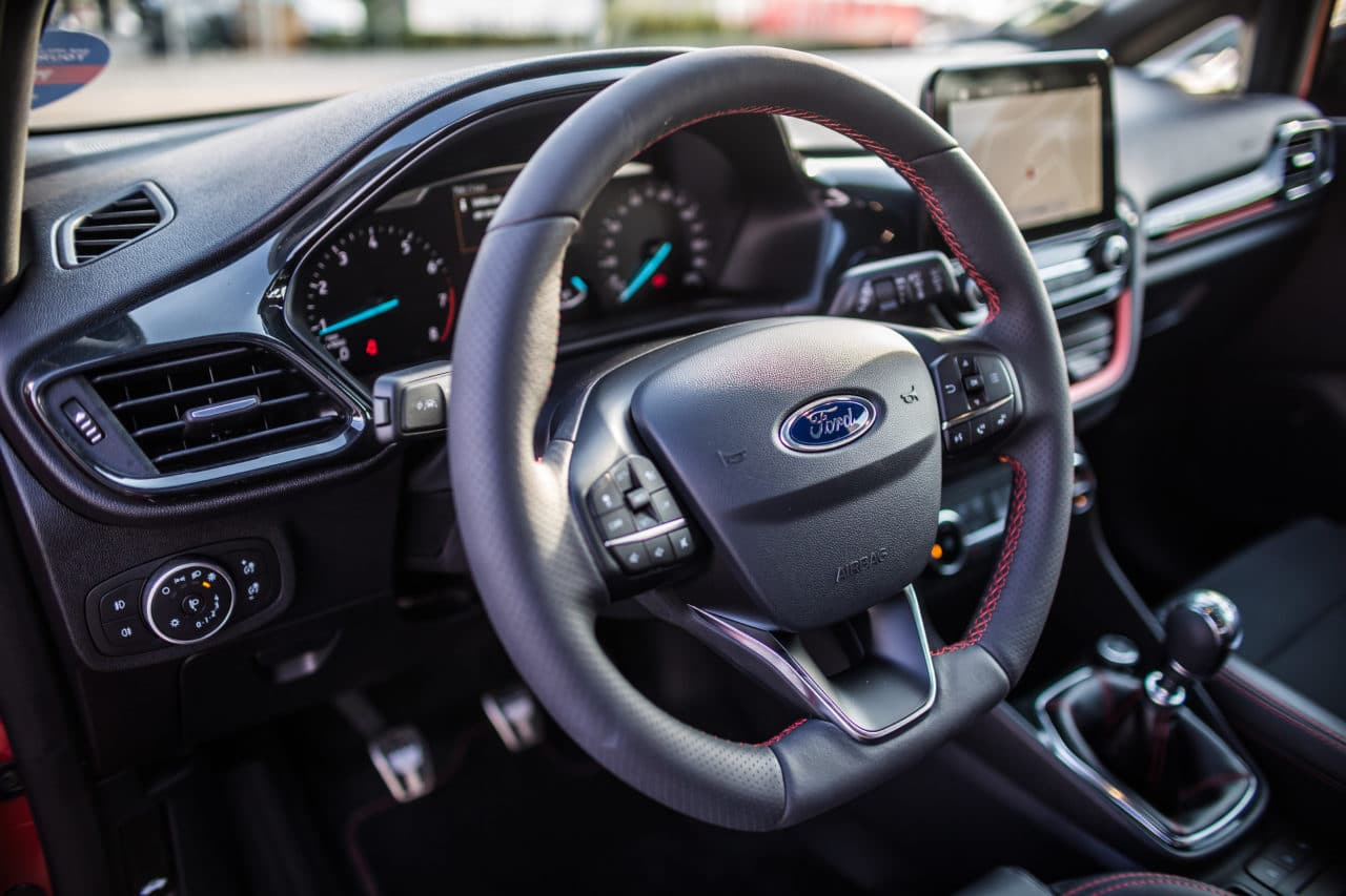 Ford Fiestia ST-Line