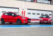 Essai de la nouvelle Ford Fiesta ST-Line EcoBoost de 140 ch.