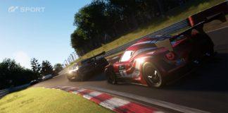 Gran Turismo Sport - Mode Sport