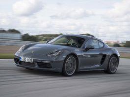 Porsche 718 Cayman 2.0 litres turbo