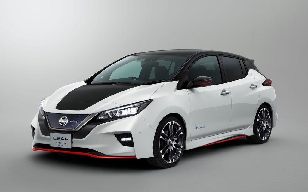 Nissan Leaf Nismo concept - Salon Automobile de Tokyo 2017
