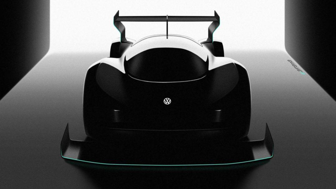 Volkswagen ID R 2018