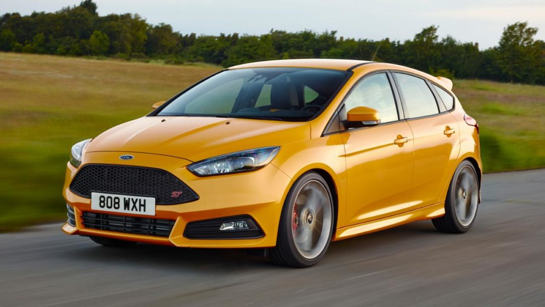 Ford Focus ST - 2.0 litres turbo