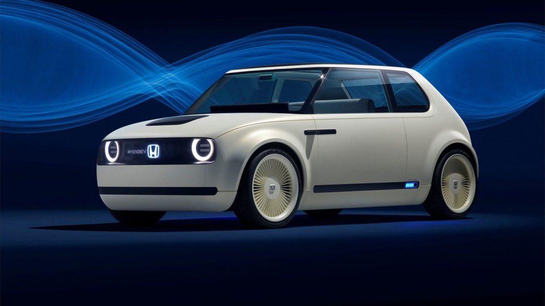 Urban EV Concept - Salon Automobile de Tokyo 2017