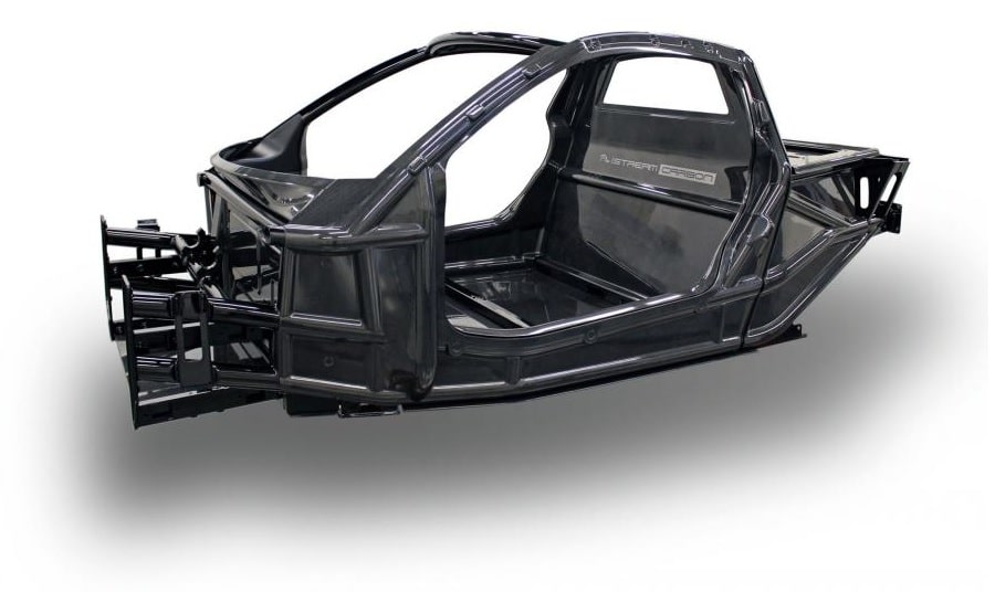 Gordon Murray - iStream - Sports Ride Concept