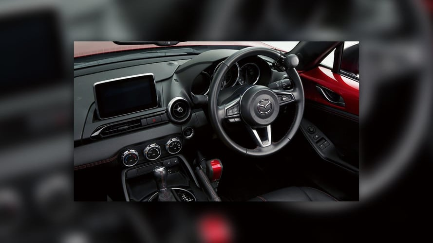 Mazda MX-5 RF - Salon Automobile de Tokyo 2017