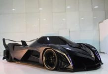 Devel Sixteen de 5000 chevaux !