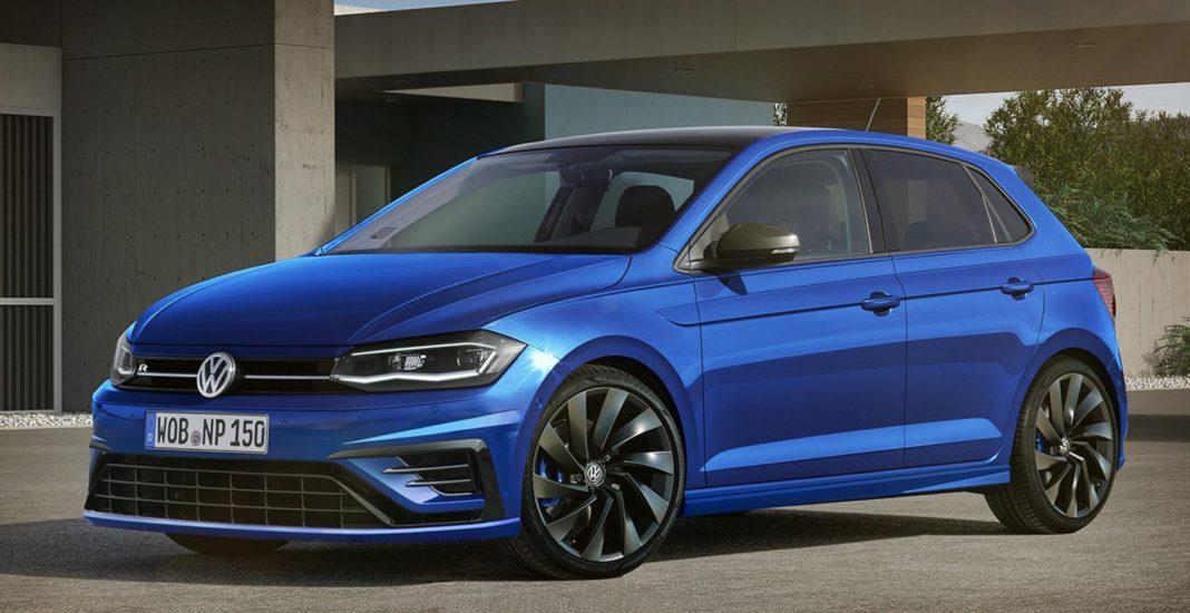 Volkswagen Polo R de 300 ch