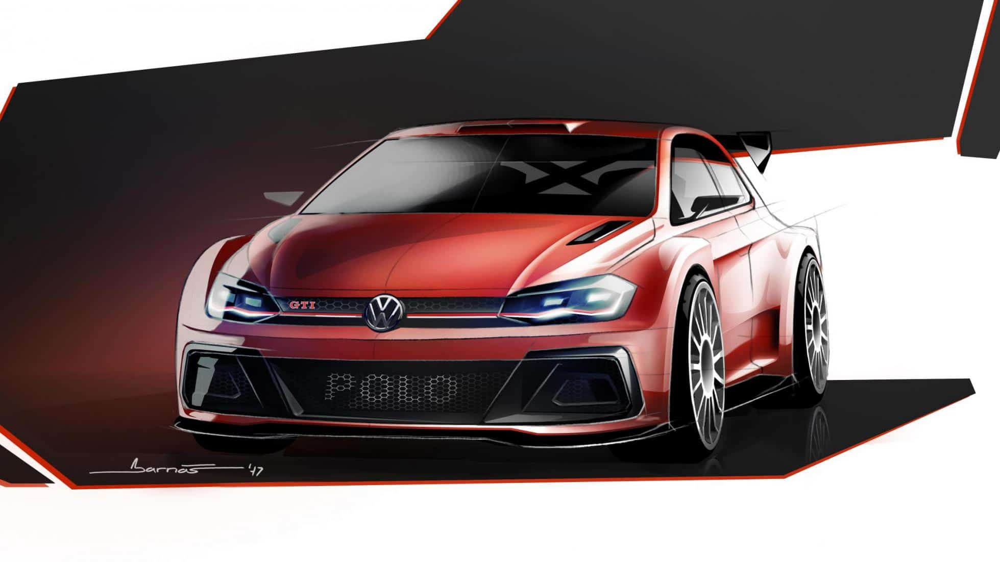 Volkswagen Polo GTI R5