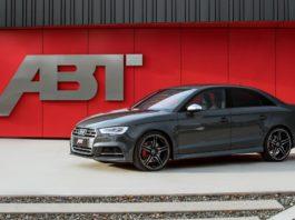La nouvelle Audi RS3 par le préparateur ABT !