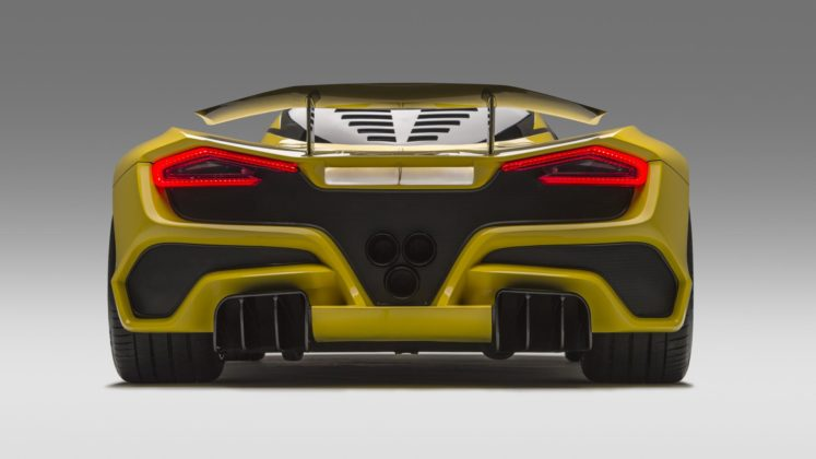 Nouvelle Hennessey Venom F5