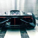 Lamborghini Unico Arrière