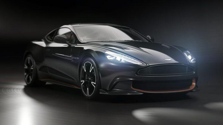 Aston Vanquish S Ultimate