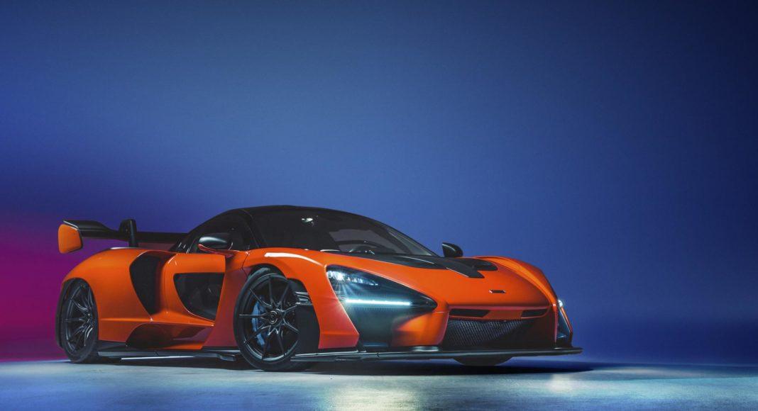 Nouvelle McLaren Senna