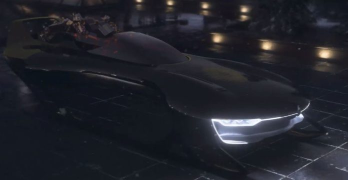 Traîneau Renault Sport - Père Noël 2017