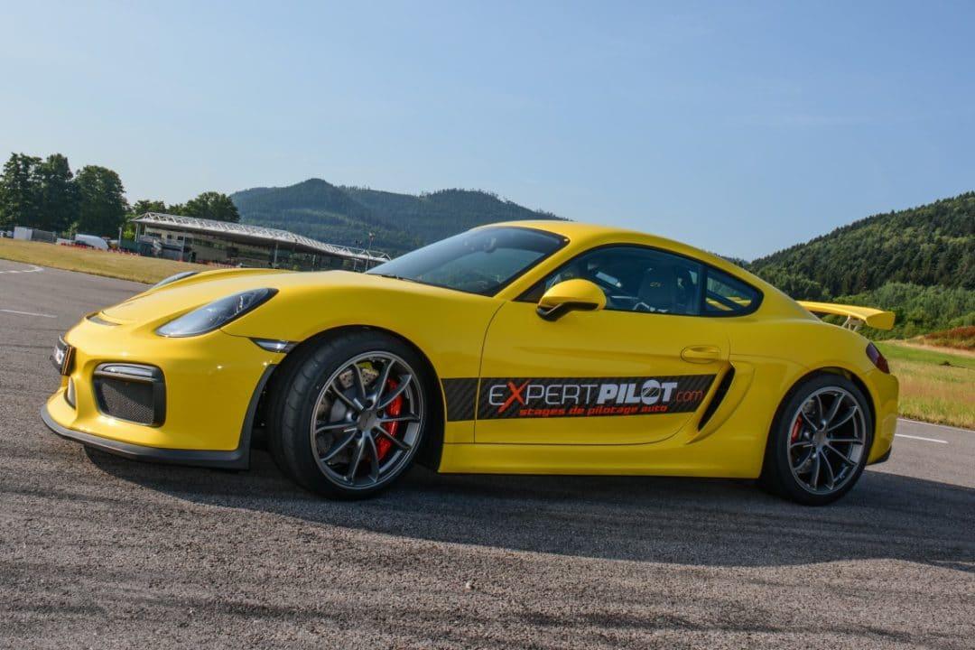 Cadeaux de Noël : Porsche Cayman