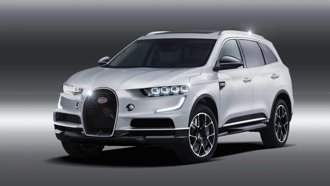 SUV Bugatti 2025