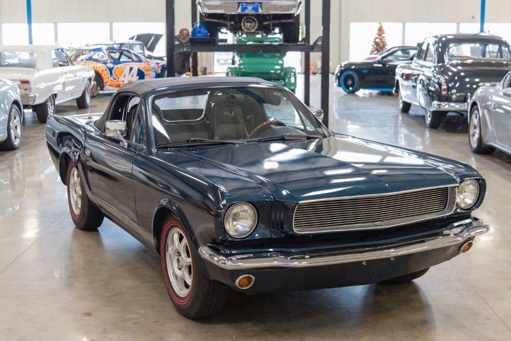 Kit carrosserie Mustang 1965 - Mazda Miata 1997