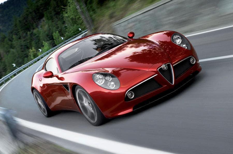 Alfa Romeo 6C après la 8C ?