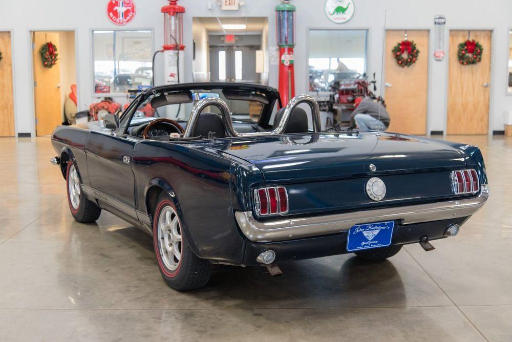 Kit carrosserie Mustang 1965