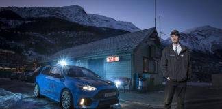 Focus RS : Evald Jastad est un taxi norvégien pas comme les autres !