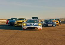 Ford Performance - circuit de Aragon Mortorland
