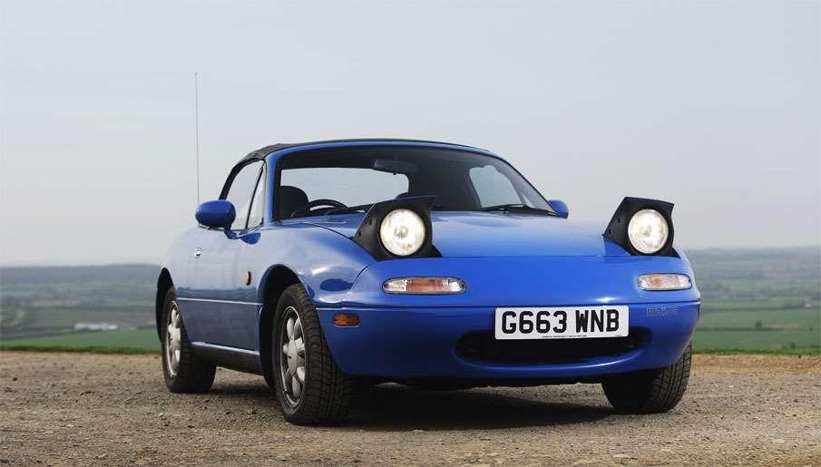 Poids Plumes : Mazda mx-5 mx5 NA 1989