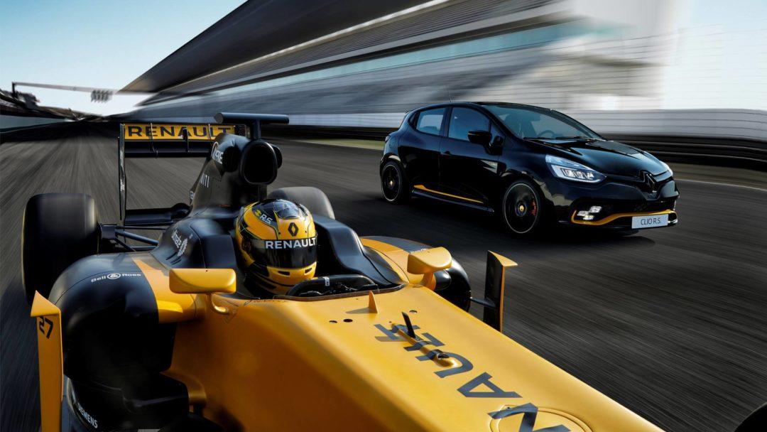 Renault Clio RS 18 : l'esprit de la F1 à l'exterieur, inchangée à l'intérieur