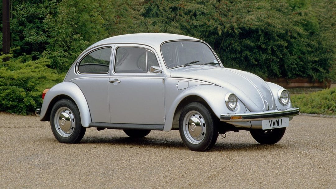 VW Beetle - top 10 voitures innovantes