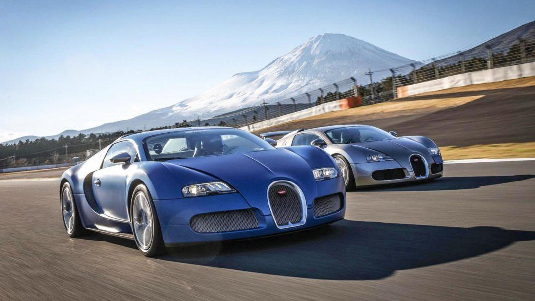 Bugatti Veyron - top 10 voitures innovantes