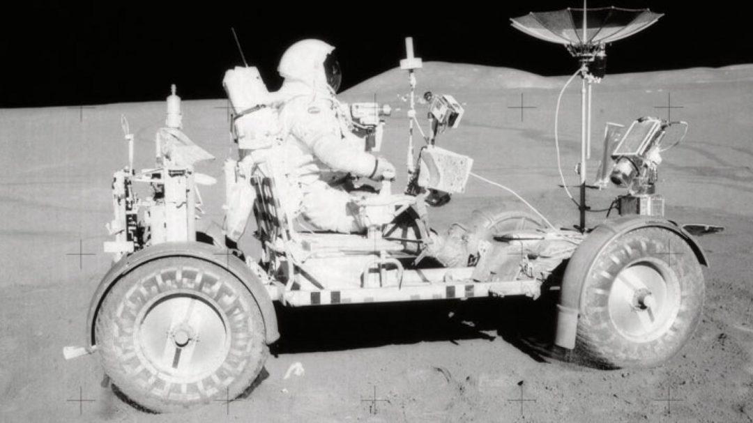 Lunar Rover - top 10 voitures innovantes