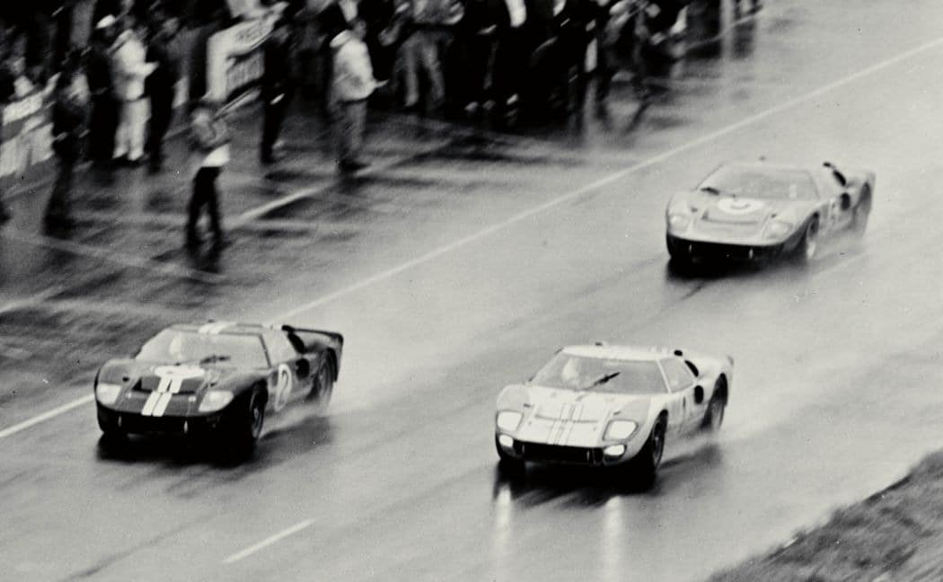 Ford GT40 - top 10 voitures innovantes