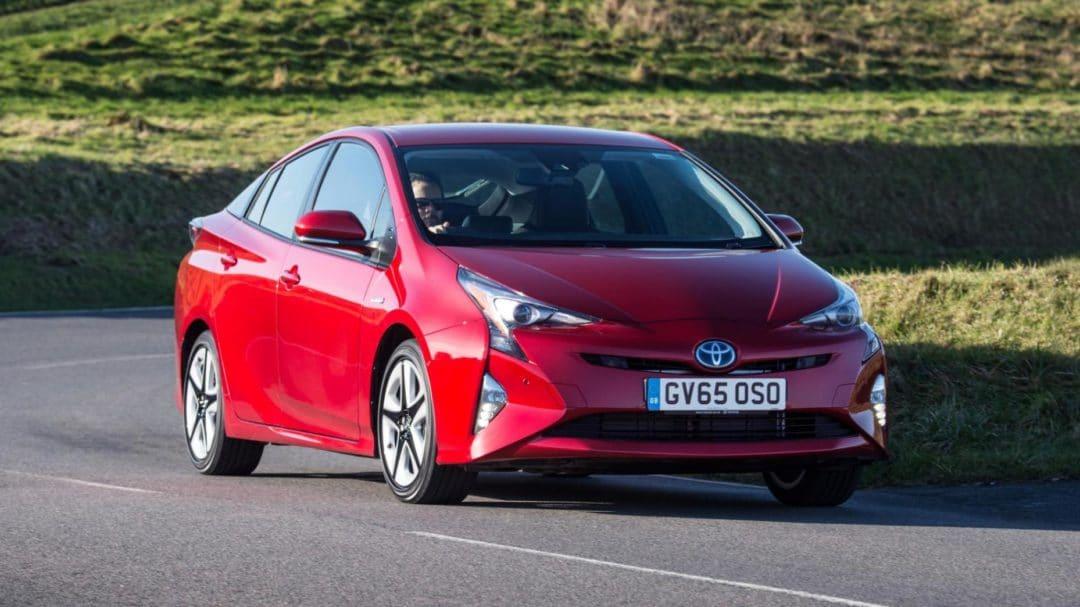 Toyota Prius - top 10 voitures innovantes