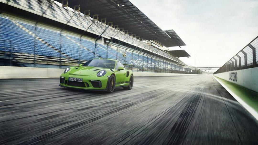 Accélération de la nouvelle Porsche 911 GT3 RS vient de leaker (3)