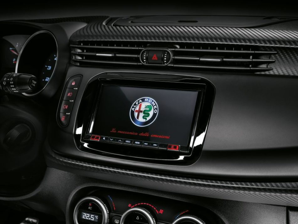 Nouvelle Alfa Romeo Giulietta Sport