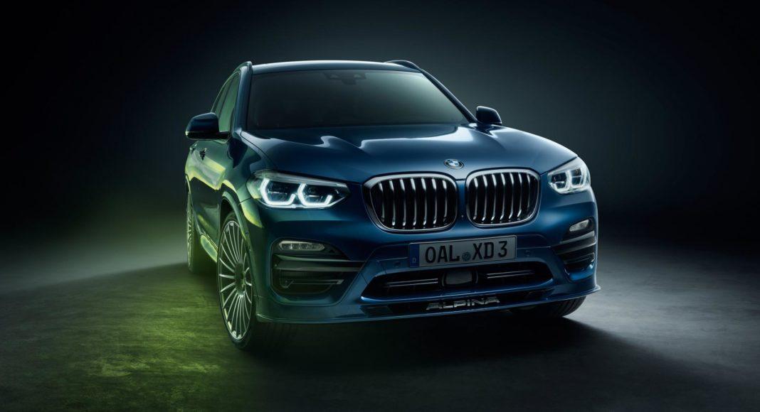 ALPINA XD3 BMW SUV diesel 1