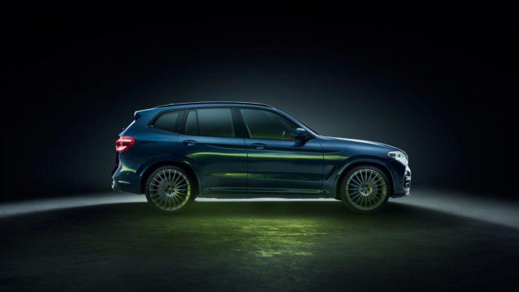 ALPINA XD3 BMW SUV diesel 2
