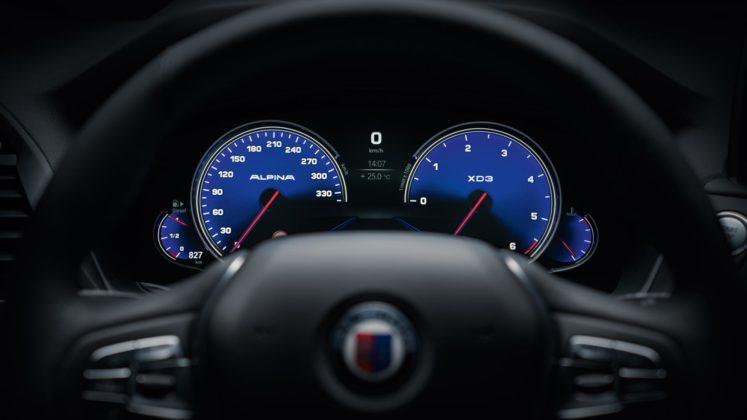 ALPINA XD3 BMW SUV diesel 7
