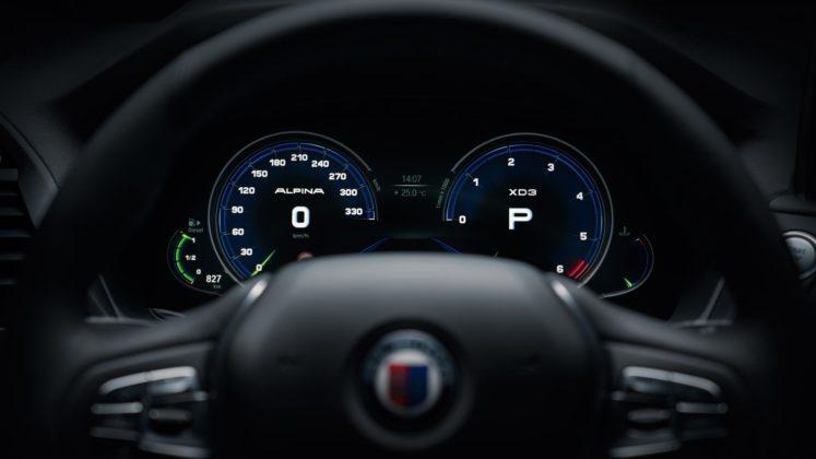 ALPINA XD3 BMW SUV diesel 8