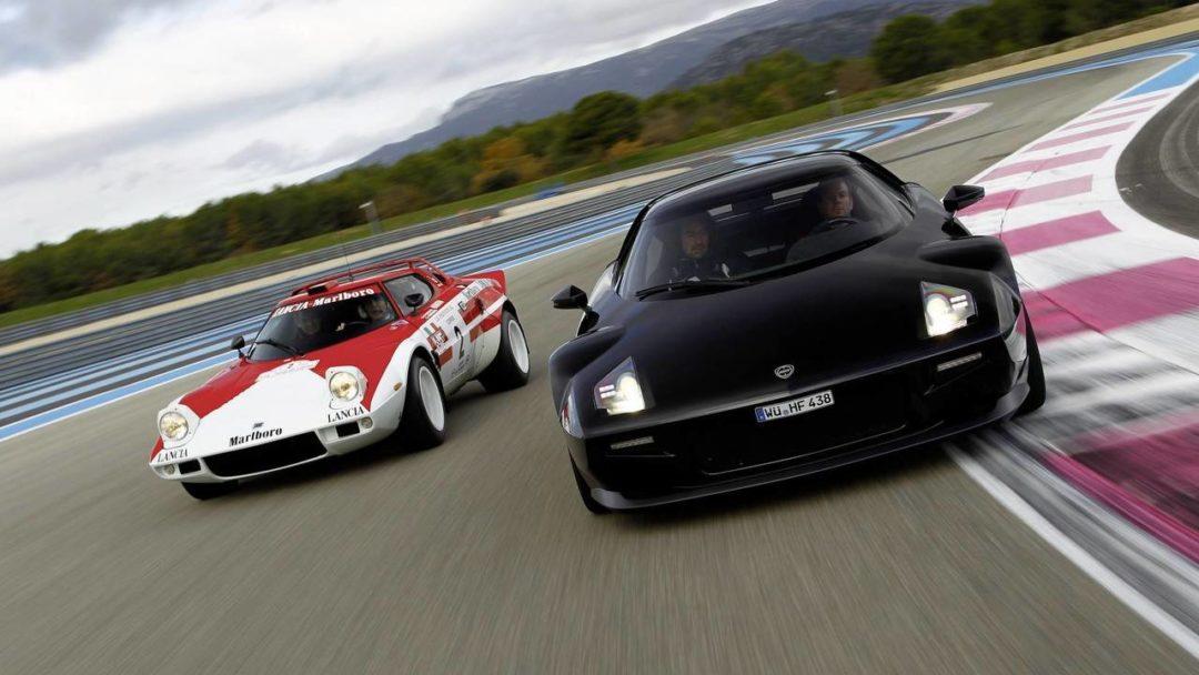 La nouvelle Lancia Stratos sera présentée au Salon de Genève