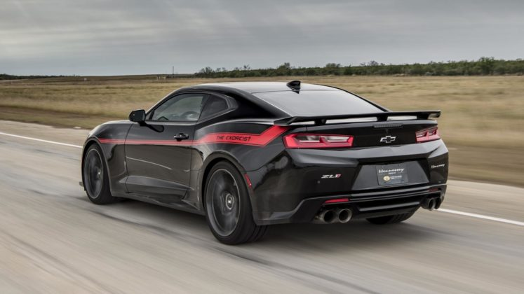 Hennessey Exorcist 1