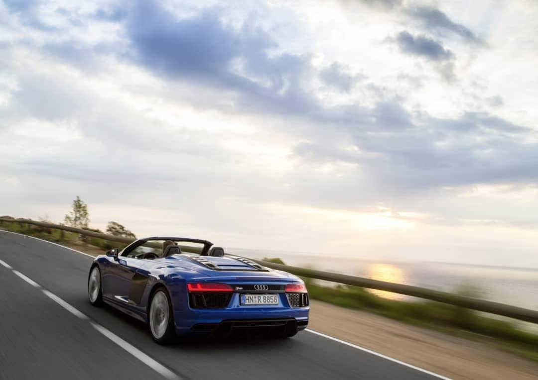 Fin de l'Audi R8 ?