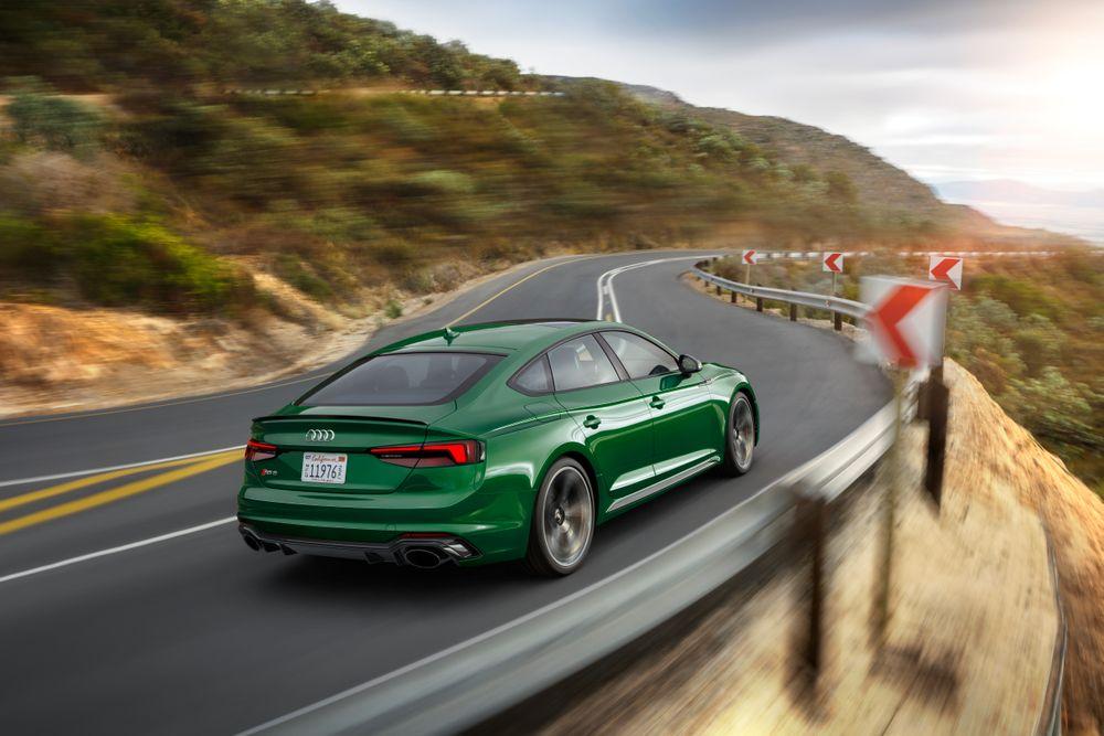 Nouvelle Audi RS5 Sportback - 3