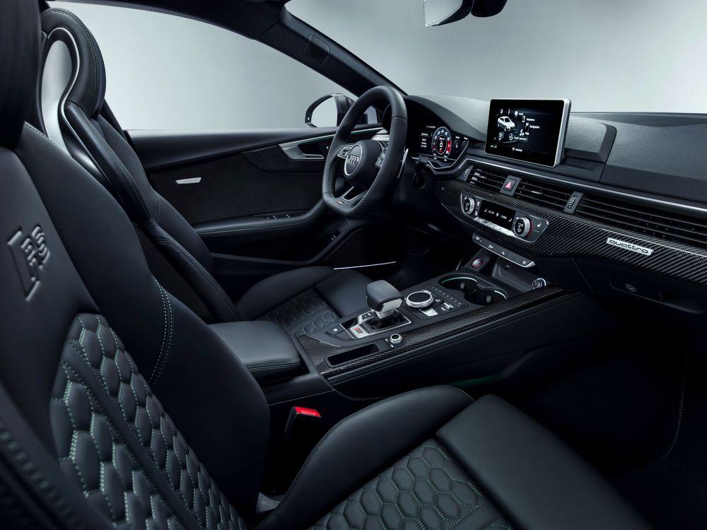 Nouvelle Audi RS5 Sportback - 2