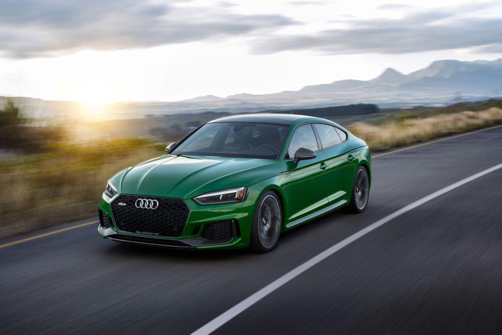 Nouvelle Audi RS5 Sportback - salon de New York 2018